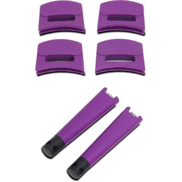 ZSPCWHH47 6pc Purple