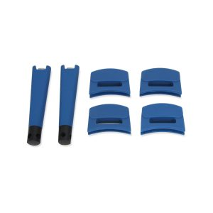 ZSPCWHH49 - 6pc Handle Set, Royal Blue