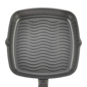 Grill Pan Overhead