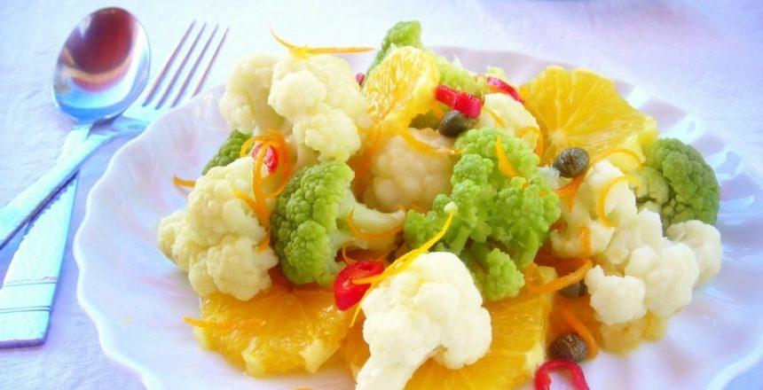 Cauliflower Salad (Recipe)