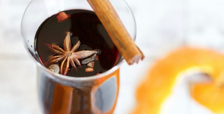 Mulled Wine (Recipe)