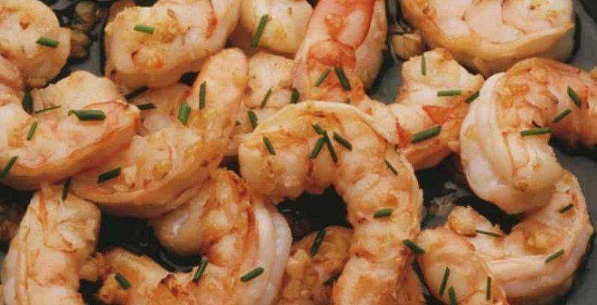 Piquant Shrimp (Recipe)
