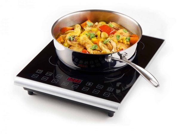 Induction PRO Cooktop, Black